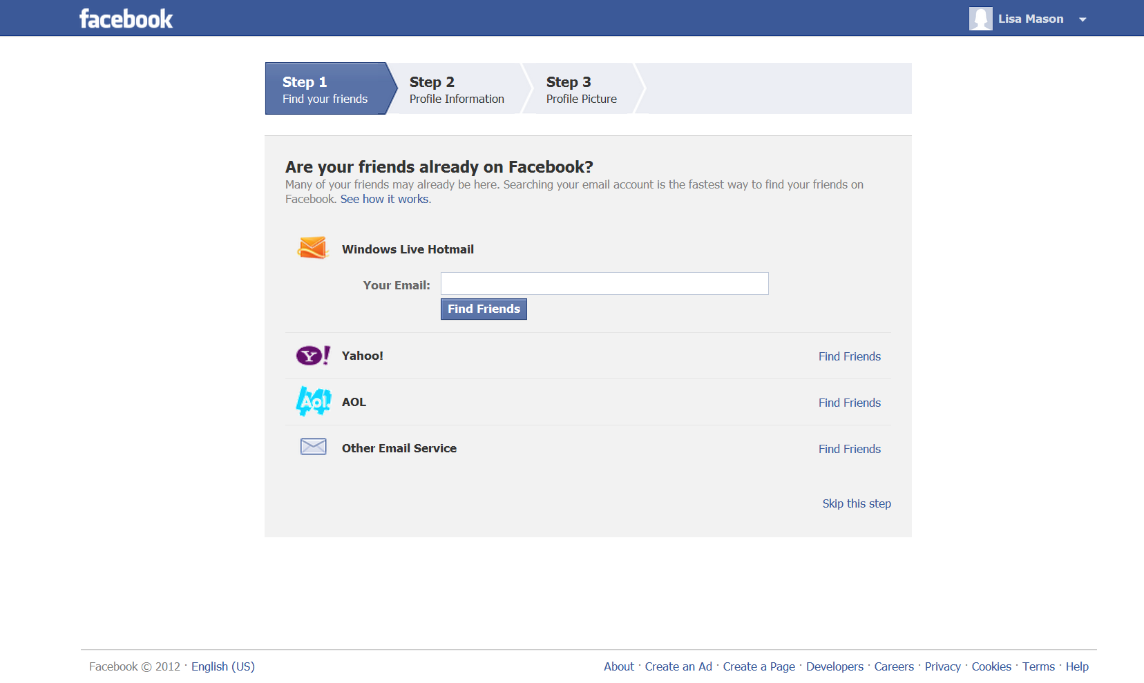 how to create a facebook page for a school club